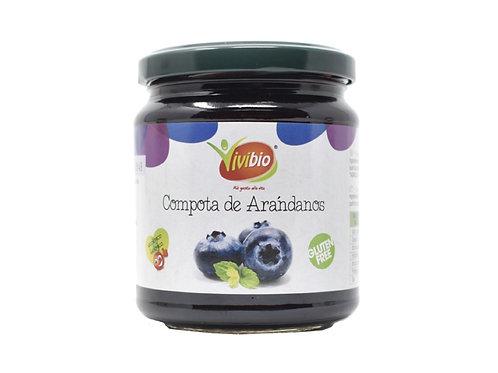 有機藍莓果醬(320克) Organic Blueberry Jam (320g)
