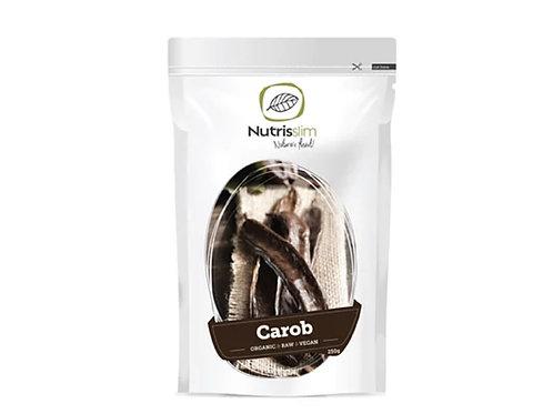 有機生角豆粉(250克)  Organic raw carob powder (250g)