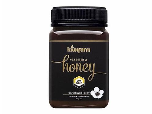 Kiwi Farm UMF 20+麥蘆卡蜂蜜 (250克)   Kiwi Farm UMF 20+ Manuka Honey (250g)