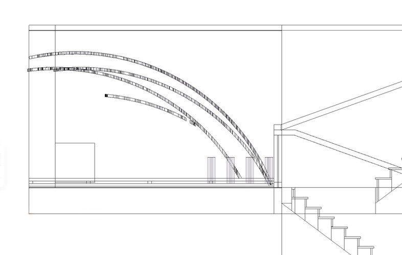 CAD section