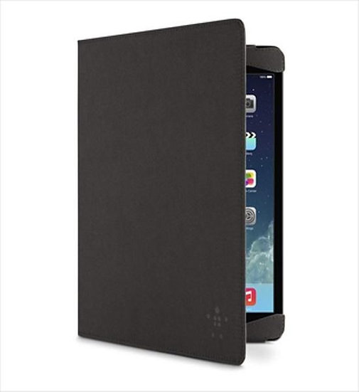 Belkin Classic Strap Cover For Ipad Air In Black