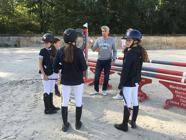 Coaching Haras de roseval