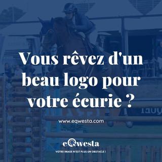 création de logos eqwesta