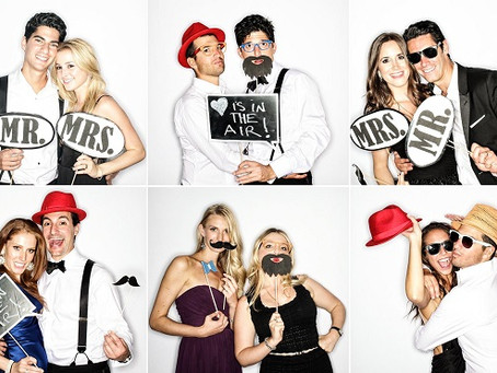 5 Reasons It's Still Cool to Have a Photo Booth at Your Wedding