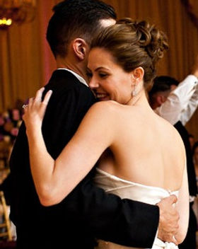 DJ Music entertainment for weddings and showers.