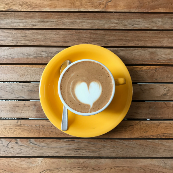 August Coffee & Conversation