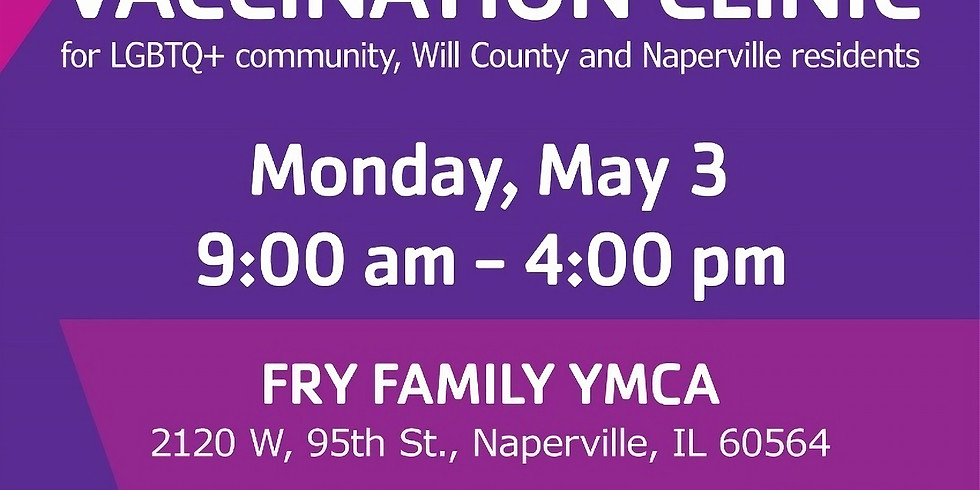 First Dose Vaccine Clinic: Fry Family YMCA