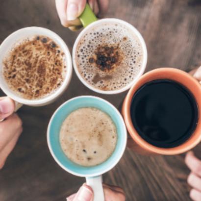July Coffee & Conversation