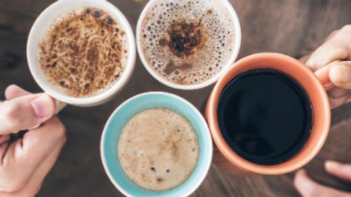 October Coffee & Conversation