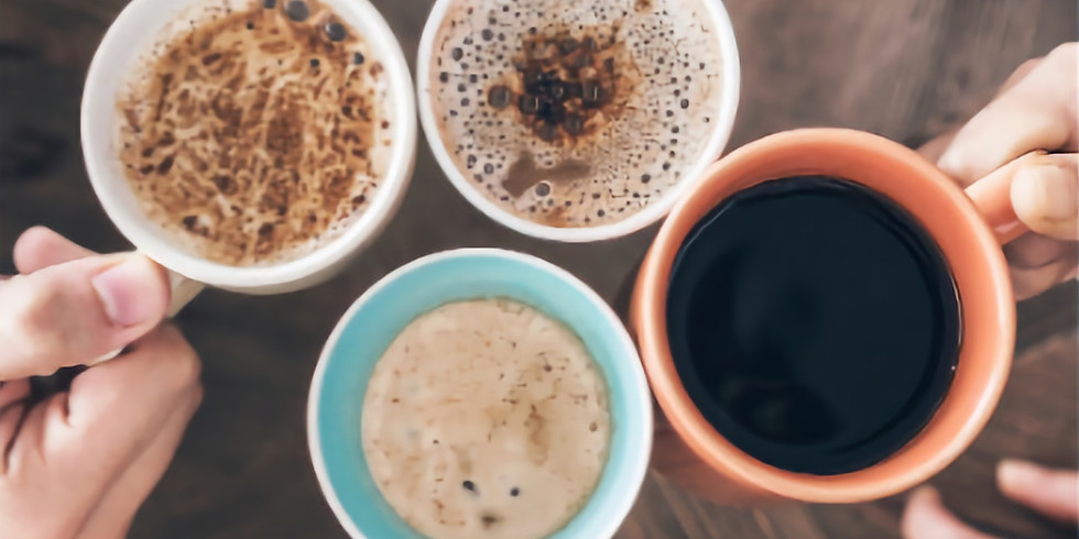 April Coffee & Conversation