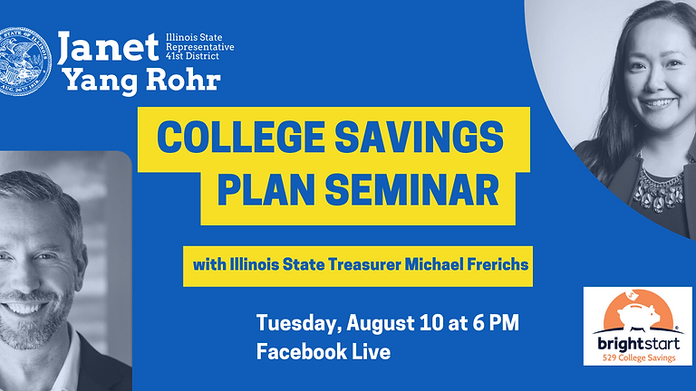 Illinois Bright Start College Savings Plan Seminar