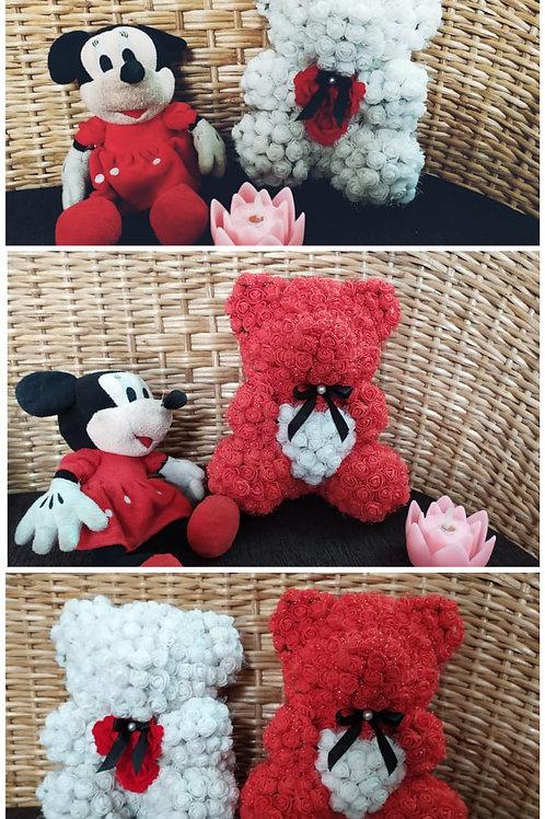 Valentine's teddy rose
