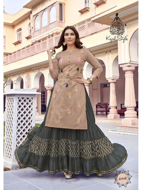 NEW ARRIVALS IN PARTY WEAR KURTIS* vol 5