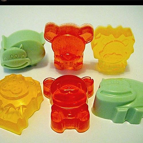 Skin friendly handmade soap for kids
