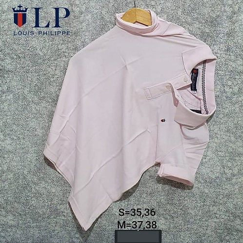 LOUIS PHILIPPE Half Sleeve T-shirts for Men
