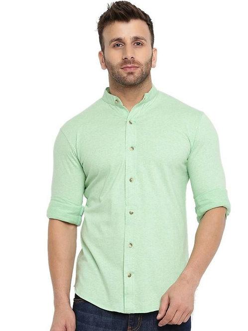 Gritstones solid mens shirt