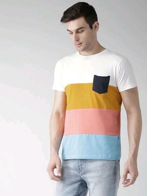Men's Classy Cotton Blend T-Shirts
