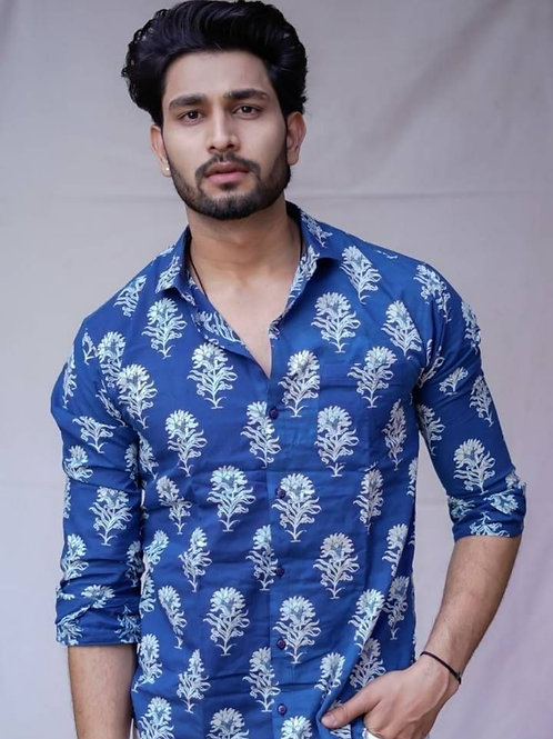 Mens print shirt vol 1