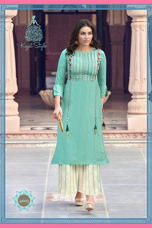 NEW ARRIVALS IN PARTY WEAR KURTIS vol 6*