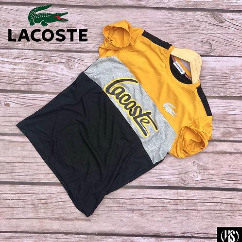 Locaste T-shirt half sleeve