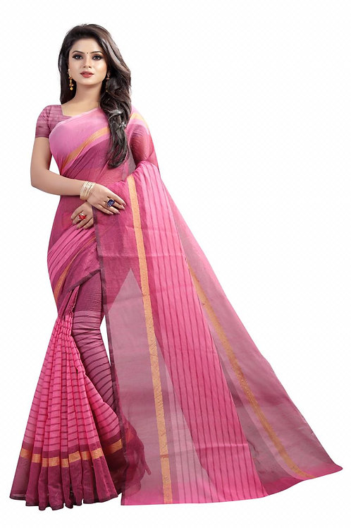 Super Duper Hit Gifted Cotton Saree