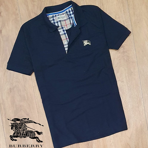 BURBERRY Half Sleeve T-shirts for Men