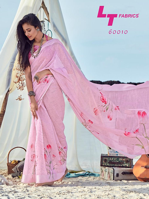 Branded Printed Saree on Super Sale*