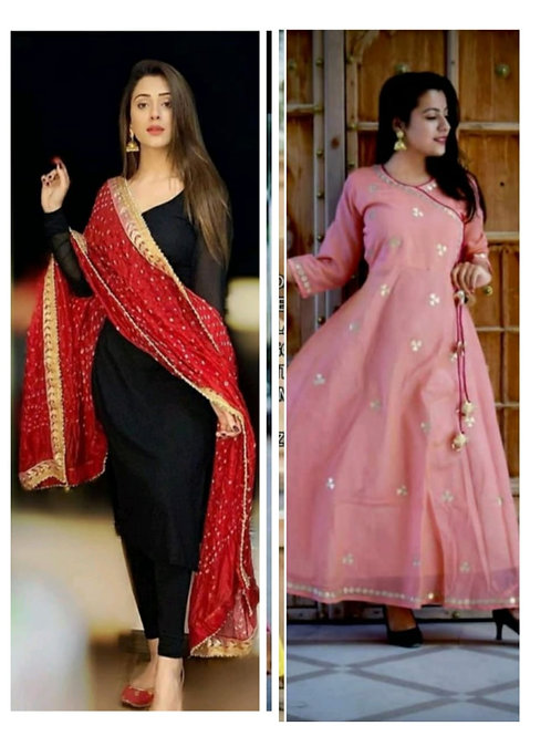 festival  special combo of Kurtis