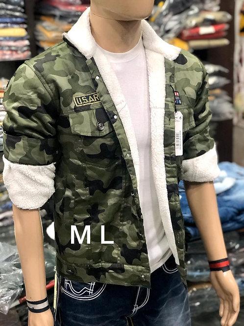 Cargo men's jacket