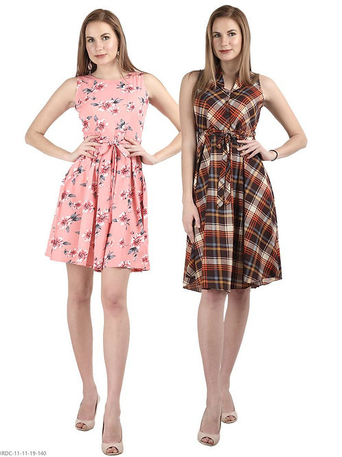 Combo of two dress