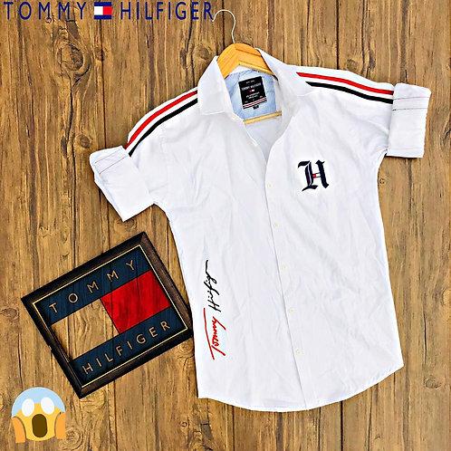 Tommy designer shirts