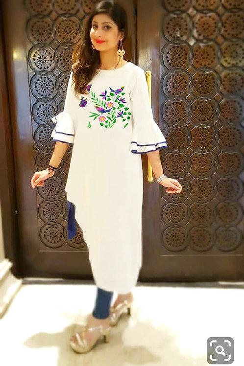 reyon gown