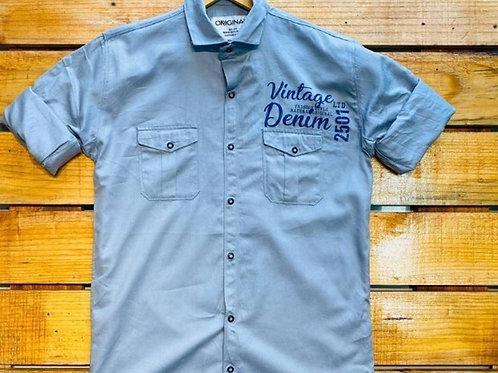 Men's Slim Fit Cotton shirts
