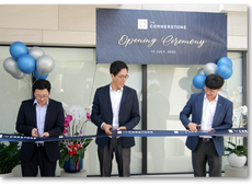 New Building Grand Opening!