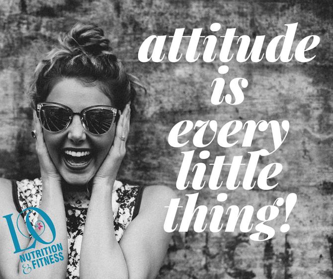 It's All in the Attitude!