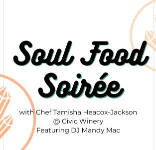 Sept. 22 | Soul Food Soirée