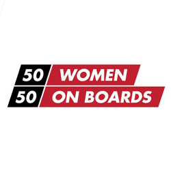 50/50 Women on Boards