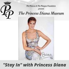 """""""Staying In"""" with Princess Diana"""