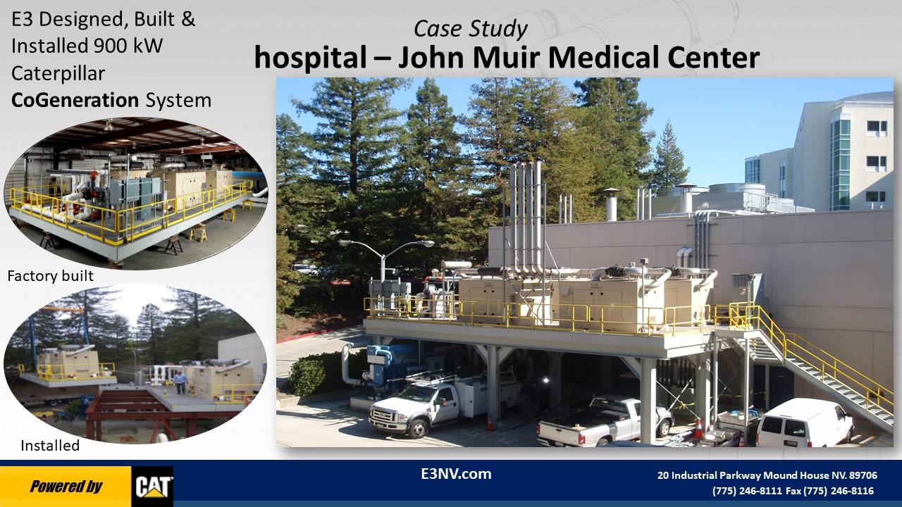 John Muir Case Study