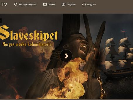 Slaveskipet - Norges mørke kolonihistorie