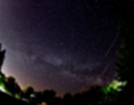 Night Sky Over Colgate