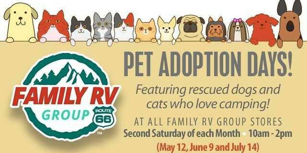 Pet Adoption Days