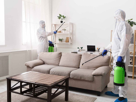 The Importance of Sanitation Services During the Coronavirus Pandemic