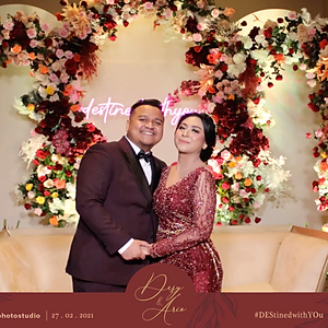 Desy & Ario Wedding Day