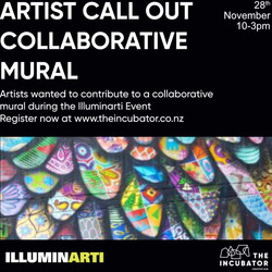 Collaborative Mural Call Out