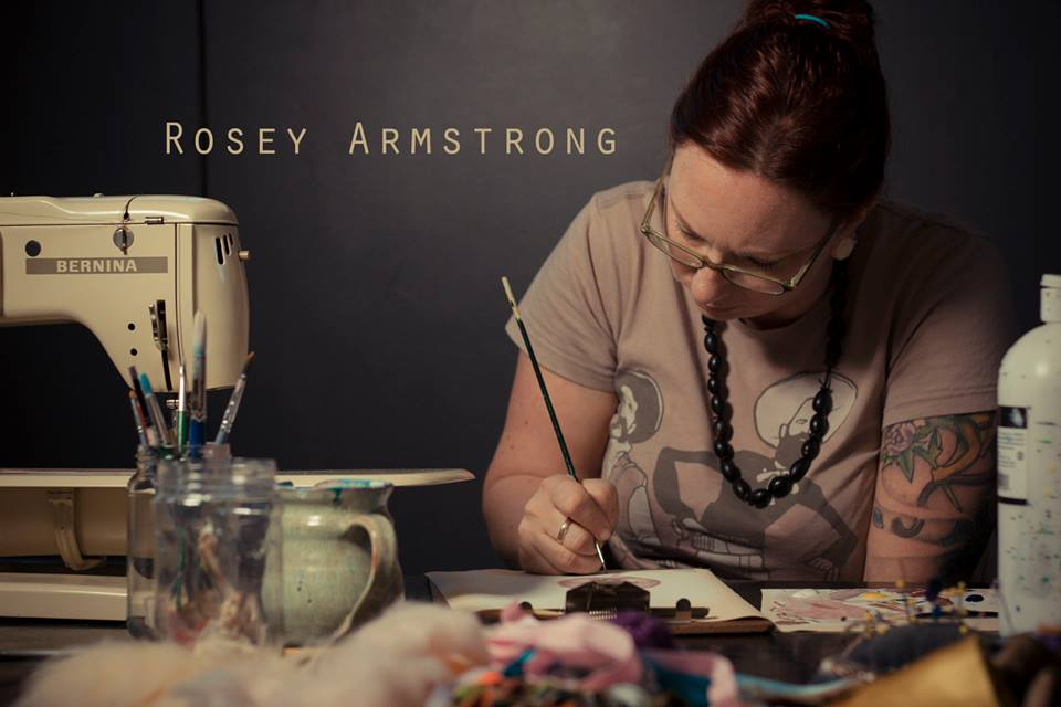 Rosey Armstrong
