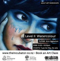 Level II Watercolour