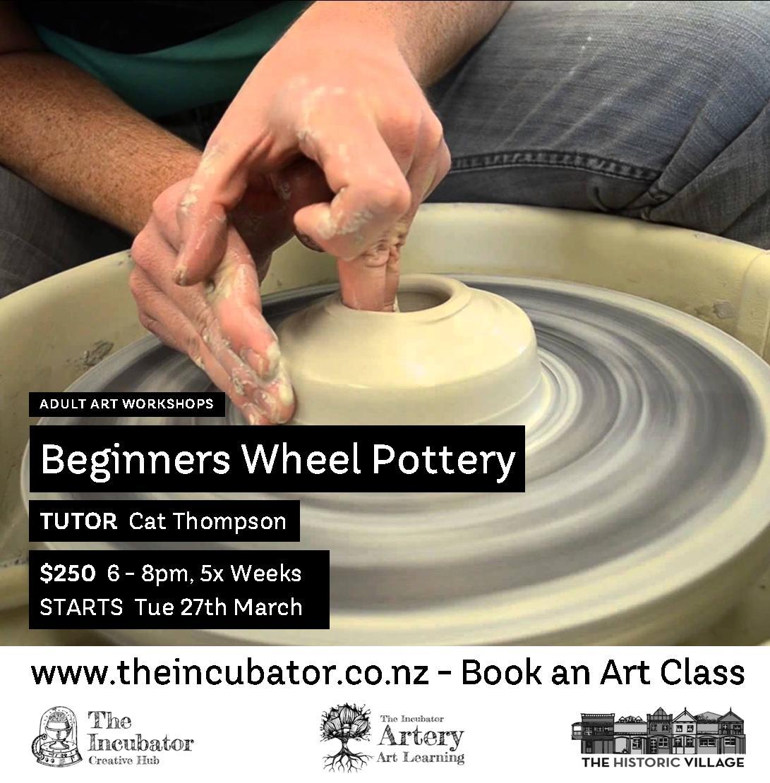 wheel beginers