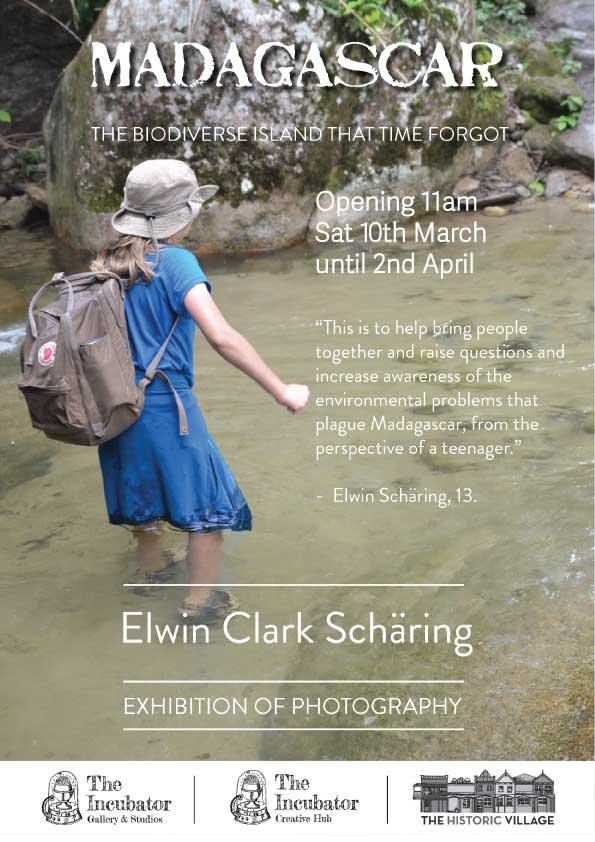 elwin-scharing smaller poster