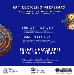 Recycling workshop 2018